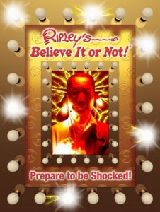 Ripley's Believe it or Not! Prepare To Be Shocked 2008